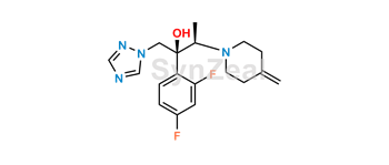 Picture of S,R Diastereomer Efinaconazole