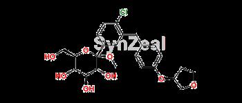 Picture of Empagliflozin Impurity 3