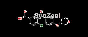 Picture of Empagliflozin Keto carboxylic acid