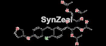 Picture of Tetracetyl Empagliflozin