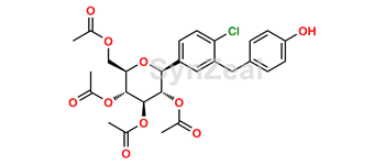 Picture of Empagliflozin  Acetyl impurity
