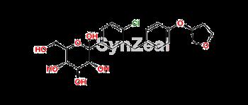 Picture of Empagliflozin Hydroxy Impurity