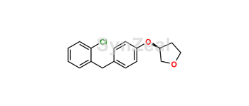 Picture of Empagliflozin Desbromo Impurity