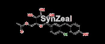 Picture of Empagliflozin phenolic Acid