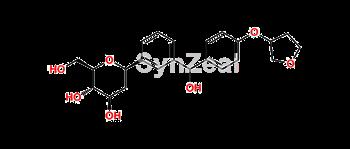 Picture of Empagliflozin HydroxyImpurity