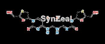 Picture of Symmetric Methylene conjugated Emtricitabine Dimer