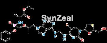 Picture of Emtricitabine +Tenofovir alfenamide mixed Dimer