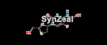 Picture of N-Hydroxy methyl Emtricitabine