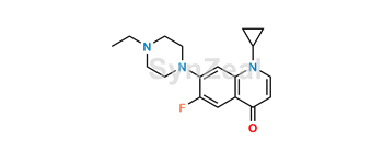 Picture of Enrofloxacin EP Impurity F