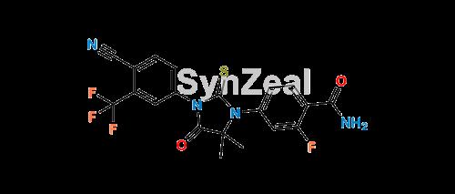 Picture of Enzalutamide N-Desmethyl Impurity