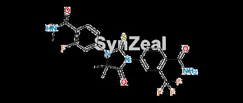 Picture of Enzalutamide Impurity 7