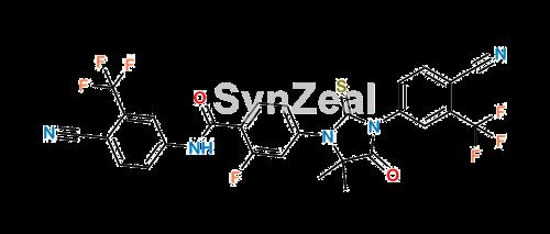 Picture of Enzalutamide Impurity E