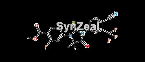 Picture of Enzalutamide Impurity 8
