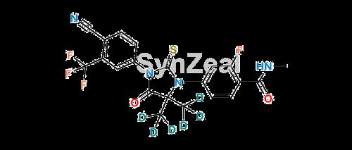 Picture of Enzalutamide D6