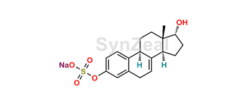Picture of 17α-Dihydro Equilin 3-Sulfate Sodium Salt