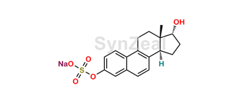 Picture of 17α-Dihydro Equilenin 3-Sulfate Sodium Salt