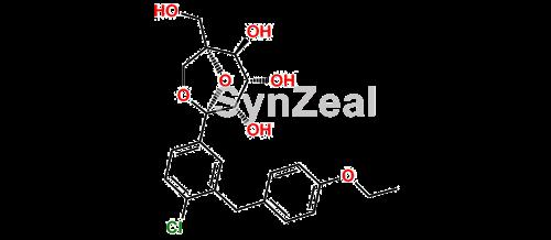 Picture of Ertugliflozin C4 epimer Impurity