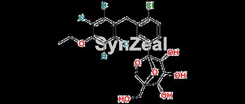 Picture of Ertugliflozin D4
