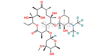 Picture of Erythromycin D6