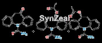 Picture of Eslicarbazepine acetate Chiral peak id mixuture
