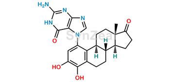 Picture of 4-Hydroxy Estrone 1-N7-Guanine