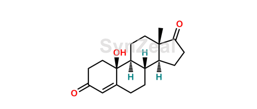 Picture of 10-beta-Hydroxyestr-4-ene-3,17-dione