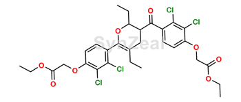 Picture of Ethacrynic Acid Dimer