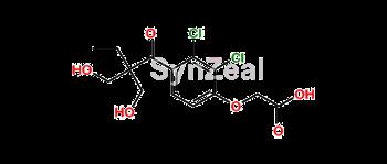 Picture of Ethacrynic Acid Impurity 1