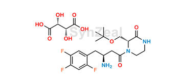 Picture of Evogliptin Impurity S2