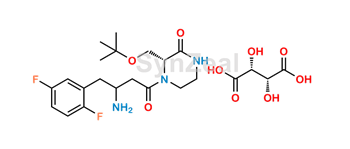 Picture of Evogliptin Impurity 1
