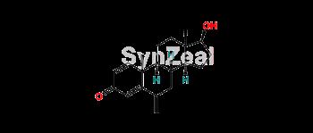Picture of Exemestane 17β-Hydroxy Impurity