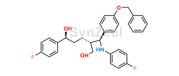 Picture of Ezetimibe Benzyl Diol Impurity