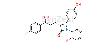 Picture of Ezetimibeo-Fluoroaniline Analog