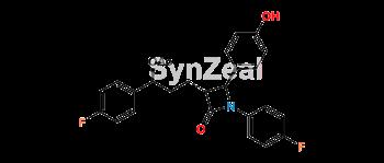 Picture of Ezetimibe3-O-Acetyl Impurity