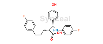 Picture of Ezetimibe Open-Ring Anhydro Acid (Z)-Isomer