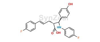Picture of Ezetimibe Open-Ring Anhydro Acid (E)-Isomer