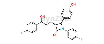 Picture of Mixture of Ezetimibe (3R,4R,3'R)-Isomer and Ezetimibe (3R,4R,3'S)-Isomer