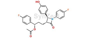 Picture of 3-O-Acetyl Ezetimibe