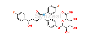 Picture of Ezetimibe Phenoxy Glucuronide