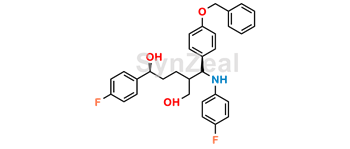 Picture of Benzyl Ezetimibe Diol (Mixture of Diastereomers)