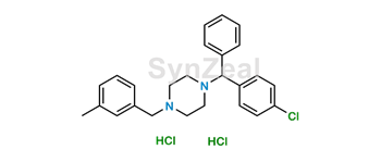 Picture of Meclizine DiHCl