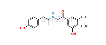 Picture of Fenoterol Hydro bromide Impurity B