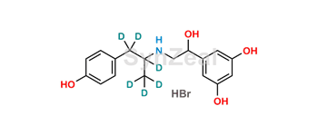 Picture of Fenoterol-d6 Hydrobromide