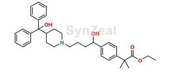 Picture of Fexofenadine  Impurity 5