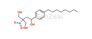 Picture of Fingolimod Impurity 1