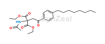 Picture of Fingolimod Impurity 11