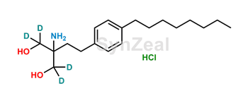 Picture of Fingolimod D4 Hydrochloride