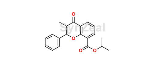 Picture of Flavoxate Hydrochloride EP Impurity C