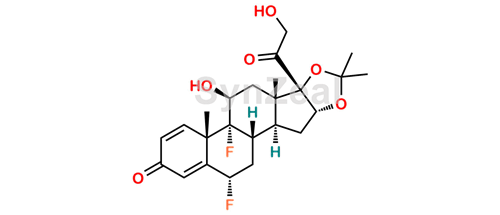 Picture of Fluocinolone Acetonide
