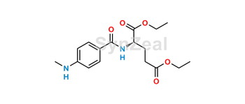 Picture of S-methylaminobenzoyl glutamicester
